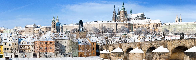 winter Prague msmstudy.eu