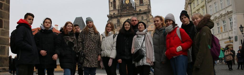 празький старе місто msmstudy.eu