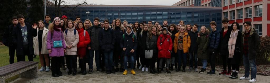 Екскурсія по вузам Чехії msmstudy.eu