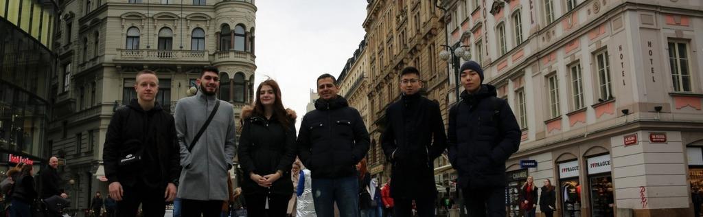 Таємнича Прага msmstudy.eu